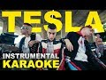 Capo Plaza ft. Sfera Ebbasta e DrefGold: TESLA (Karaoke - Instrumental)