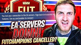 THE EA SERVERS...