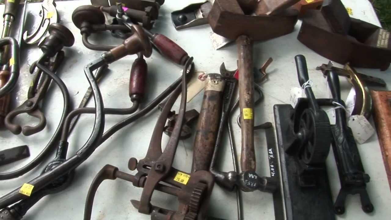 Garfield Farm Museum 19th Annual Antique Tool Show