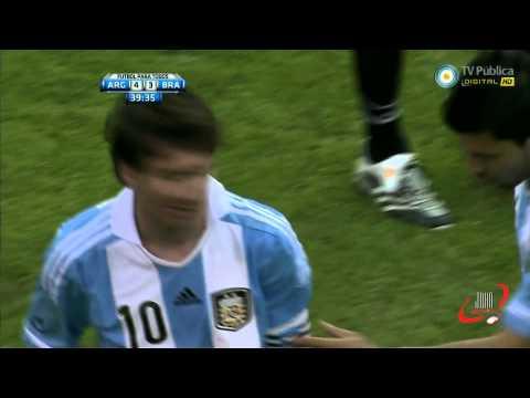 ¡Qué se repita! El estadio MetLife le sienta bien a Messi
