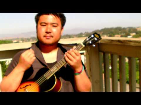 Easy Uke Songs - Honey Baby Uke Tutorial (Chucks and Barre Chords)
