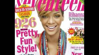 Seventeen Magazine: Affordable Rihanna Inspired Makeup!