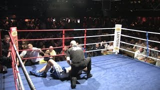 Classic IBA Boxing - Ben Nuttall v Billy Anderson - First Round Knockout!