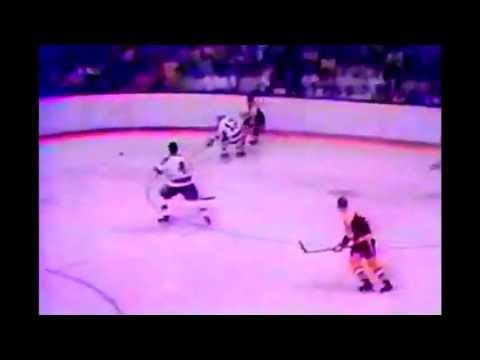 Bobby Orr ''Flying Goal''