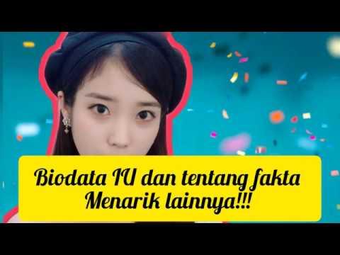 Biodata Iu 2019 Dan Fakta Menarik Lainnya Bahasa Indonesia Youtube