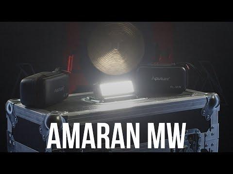 Introducing the Amaran MW