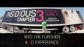 INSIDIOUS: CHAPTER 3 - Into The Further 4D Experience