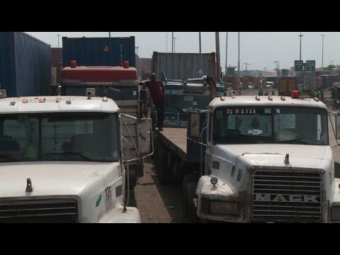 The port of Lagos, Nigeria's hidden nightmare