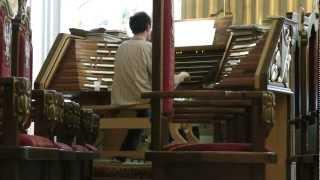 Bazylika w Licheniu. Organy. Koncerty wakacyjne. Lipiec 2012