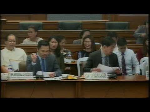 Committee on Public Works (December 11, 2017)