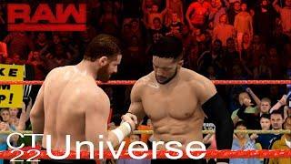 WWE 2K Universe - WWE 2K17: Raw Episode 42 thumbnail