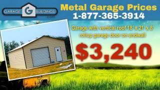 Atlantic Beach Sc Metal Garage Kits | Garagebuildings.com