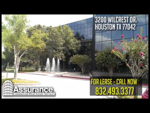 Houston Office Space Sublease 3200 Wilcrest Dr.: Assurance Commercial