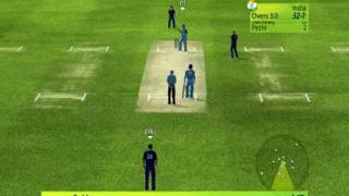 Brian Lara international Cricket 2007( PC Gameplay ) - India Vs England Part - 1