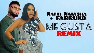 Natti Natasha x Farruko - Me Gusta Remix (Preview)