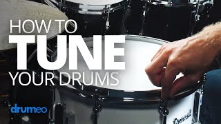 How To Tune Your Drums (Jared Falk)