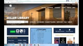 MeLCat - Navigating Libraries throughout Michigan