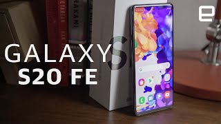 Samsung Galaxy S20 FE hands-on: Almost a flagship for midrange prices