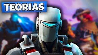 Secretos De Las Pantallas De Carga 8 Y 9 - Fortnite Temporada 7 Teorías