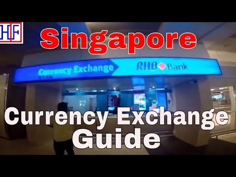 Singapore | Currency Exchange Guide | Travel Guide | Episode# 4