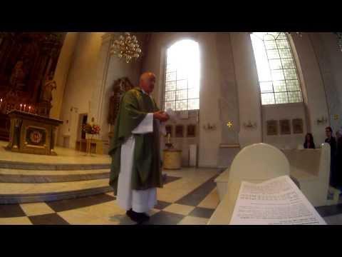 Predigt 18.8.2013 zum 20. Sonntag C, P. Martin Löwenstein SJ, Manresa-Messe