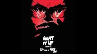 Major Lazer - Light It Up Feat. Nyla & Fuse ODG (Hard Remix)