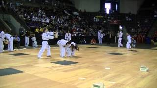 U.S. Martial Arts Center (Team USMAC) 2014 U.S. Open Hanmadang Demo Performance