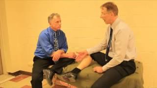 The Top Self-Treatment for Calf Injury (Calf Pain or Calf Strain).