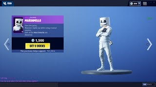 NEW EMOTE GAMEPLAY!! New Marshmello Skin!! Fortnite Playing With Subs And SOLO!!