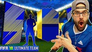 UNBELIEVABLE GUARANTEED TOTS SBC PACK! FIFA 18 Ultimate Team