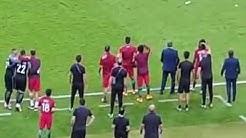 Cristiano Ronaldo für eine Minute vor dem Schlusspfiff | Frankreich - Portugal | Euro 2016 Finale