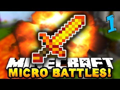 Minecraft Micro Battle