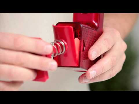 Kuhn Rikon Ratchet Cheese Grater And Ratchet Grinder English