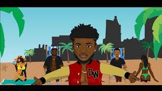 Dru Wes x Oba Rowland x Charles Hines - I Need You [Animation/Lyric Video]