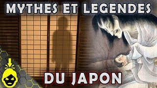 10 CRÉATURES MYTHIQUES et LÉGENDAIRES du JAPON