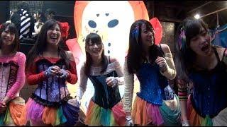 【2017年11月25日】仮面女子が仮面女子カフェ2部公演で「超組閣」を行...