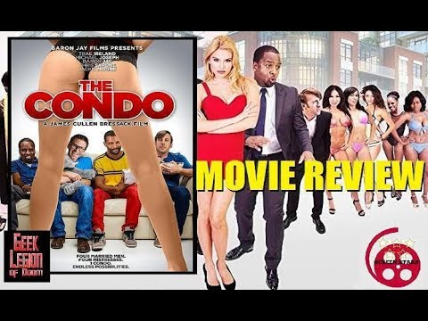 THE CONDO ( 2015 Trae Ireland ) aka LOVE MANSION Comedy Movie Review
