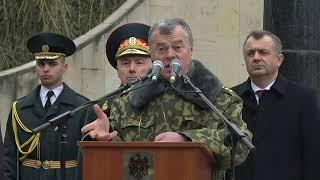 Ветераны боевых действий на Днестре благодарят правительство Кику за поддержку.