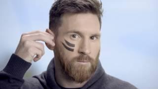 رياضة 24   بالفيديو  ميسي في إعلان لحملة عالمية لمحاربة