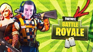 TOP 1 WITH MY PETIT FREE ON FORTNITE BATTLE ROYALE? 😱 NEW FREE PS4 game