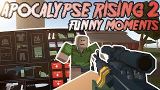 APOCALYPSE RISING 2 - AWKWARD MOMENTS | FUNNY MOMENTS (ROBLOX)