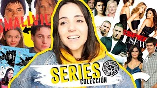 MI COLECCIÓN DE SERIES | THE OC, LOST, ERREWAY | Andrea Compton