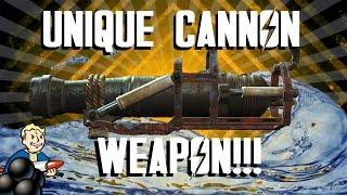 Fallout 4 - Broadsider Unique Cannon Weapon Location Guide