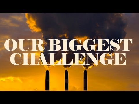 Symphony of Science - Our Biggest Challenge (Climate Change Music Video)
