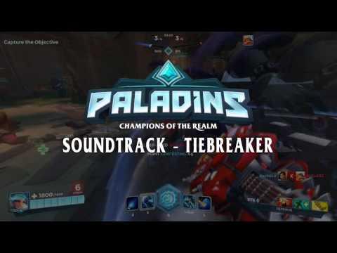 [Paladins] Soundtrack - Tiebreaker (3 to 3 Theme)