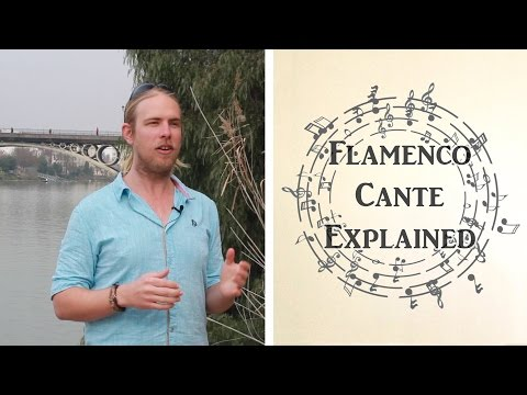 LEARN FLAMENCO ONLINE || Flamenco Cante Explained