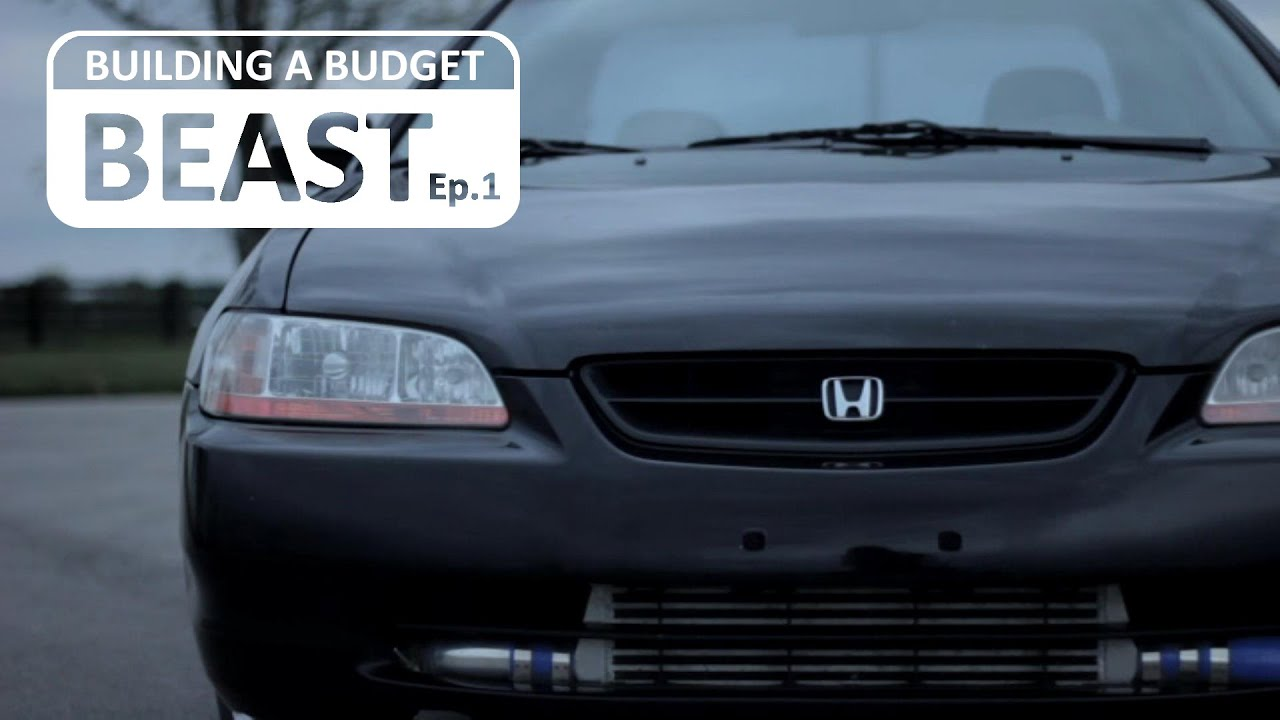 Episode 1 Building A Budget Beast Honda Turbo System Build Series