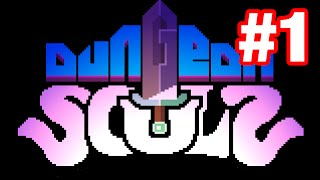★ BINDING OF ISAAC MEETS TITAN SOULS?!? - Dungeon Souls Gameplay Walkthrough Part 1