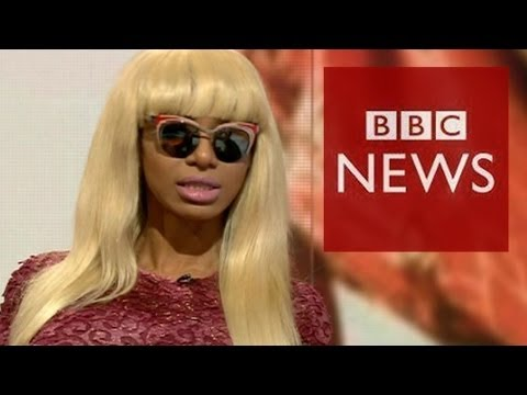 Skin whitening - What Africa's 'Lady Gaga' really thinks? BBC News