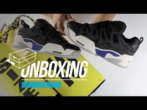 Unboxing ASAP Rocky UA Osiris D3 Shoe